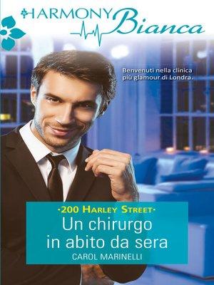 cover image of Un chirurgo in abito da sera