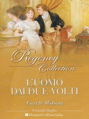 cover image of L'uomo dai due volti
