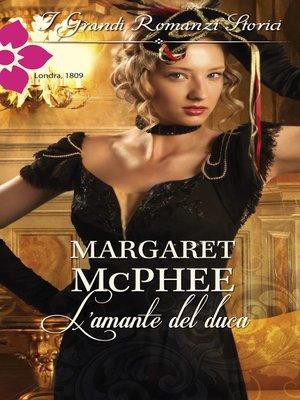 cover image of L'amante del duca