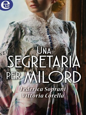 cover image of Una segretaria per milord
