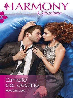 cover image of L'anello del destino