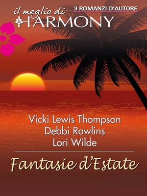cover image of Fantasie d'estate