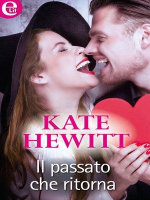 cover image of Il passato che ritorna