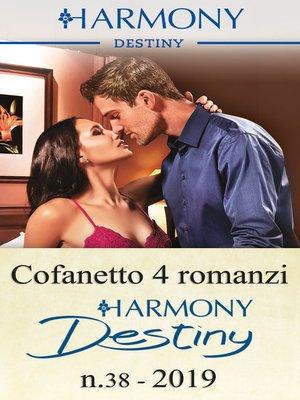 cover image of Cofanetto 4 Harmony Destiny n.38/2019