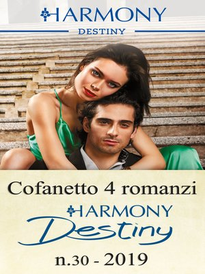 cover image of Cofanetto 4 Harmony Destiny n.30/2019