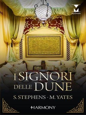 cover image of I signori delle dune