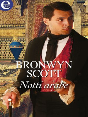 cover image of Notti arabe