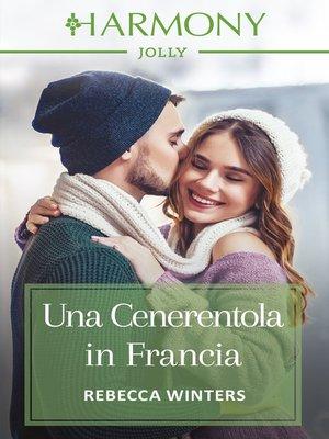 cover image of Una Cenerentola in Francia