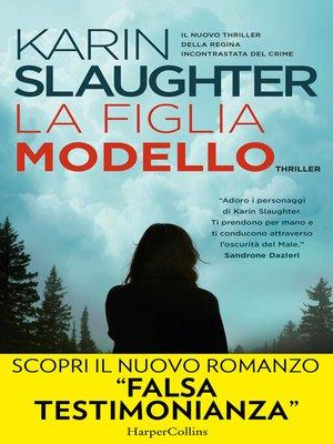 cover image of La figlia modello