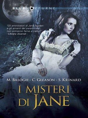 cover image of I misteri di Jane