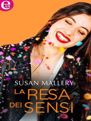 cover image of La resa dei sensi