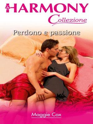cover image of Perdono e passione