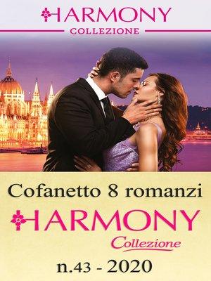 cover image of Cofanetto 8 Harmony Collezione n.43/2020