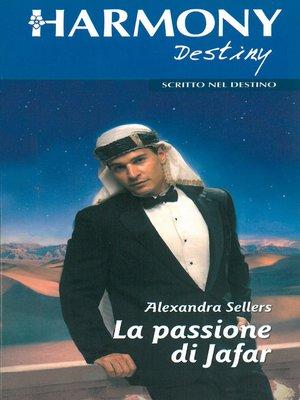 cover image of La passione di Jafar