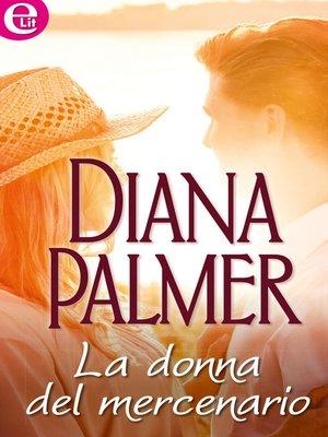 cover image of La donna del mercenario