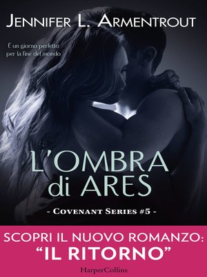 cover image of L'ombra di Ares