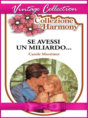 cover image of Se avessi un miliardo...