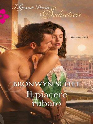 cover image of Il piacere rubato