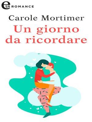 cover image of Un giorno da ricordare
