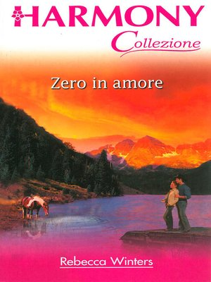 cover image of Zero in amore