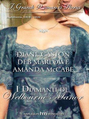 cover image of I diamanti di Welbourne Manor