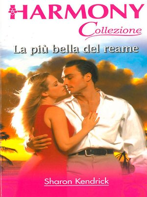 cover image of La più bella del reame