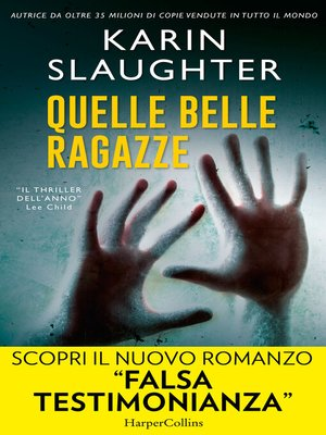 cover image of Quelle belle ragazze