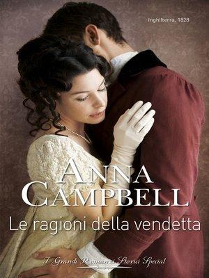 cover image of Le ragioni della vendetta