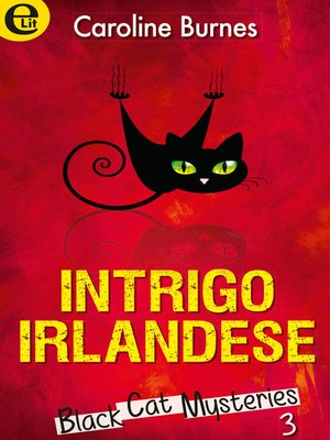 cover image of Intrigo irlandese