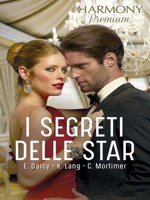 cover image of I segreti delle star