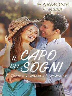 cover image of Il capo dei sogni