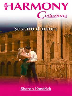 cover image of Sospiro d'amore