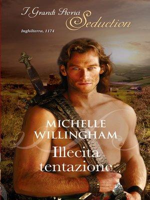 cover image of Illecita tentazione