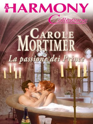 cover image of La passione dei Prince