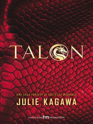 cover image of Talon (Versione italiana)