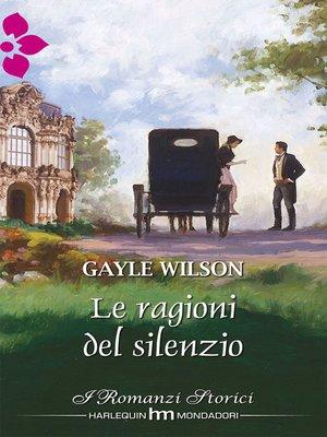 cover image of Le ragioni del silenzio