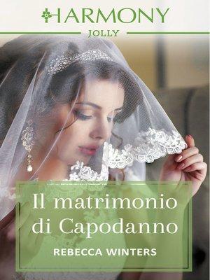 cover image of Il matrimonio di capodanno