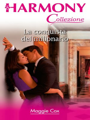 cover image of La conquista del milionario