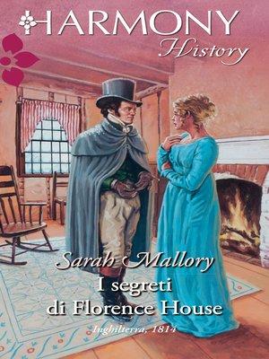 cover image of I segreti di florence house
