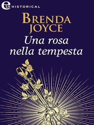 cover image of Una rosa nella tempesta