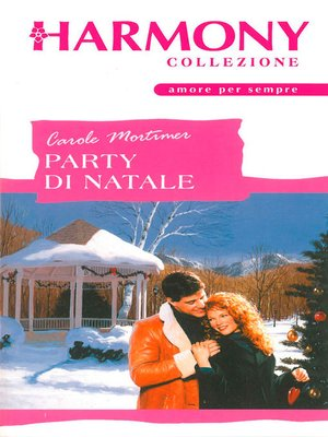 cover image of Party di Natale