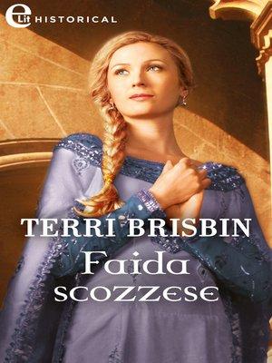 cover image of Faida scozzese