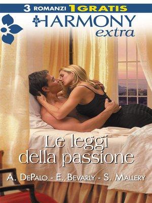 cover image of Le leggi della passione