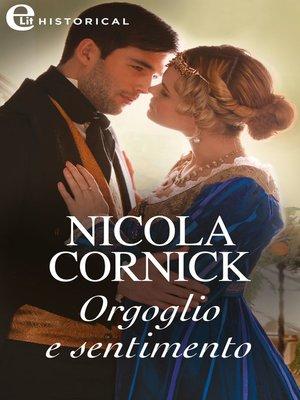 cover image of Orgoglio e sentimento