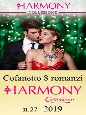 cover image of Cofanetto 8 Harmony Collezione n.27/2019