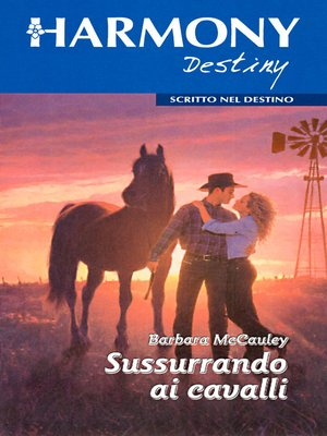cover image of Sussurrando ai cavalli