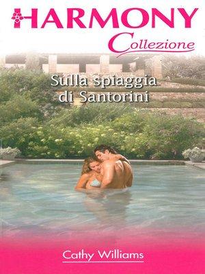 cover image of Sulla spiaggia di Santorini