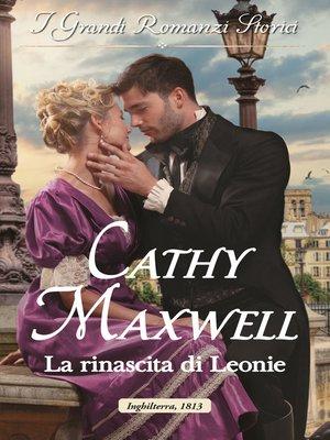 cover image of La rinascita di Leonie