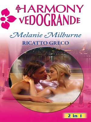 cover image of Ricatto greco