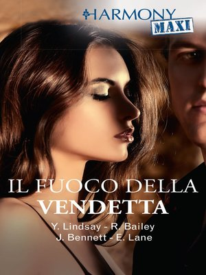 cover image of Il fuoco della vendetta